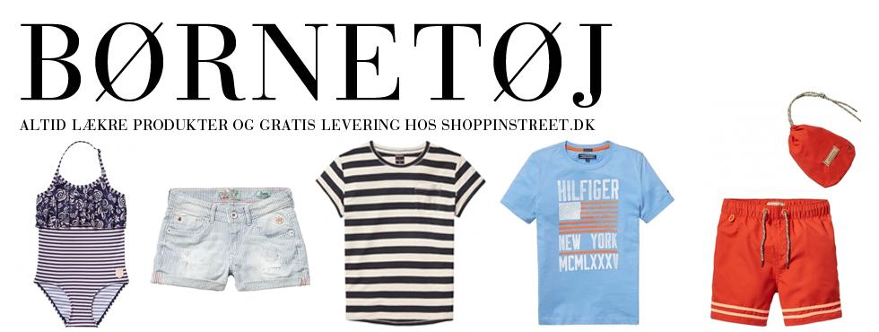 Børnetøj - ShoppinStreet.dk - Gilleleje Shopping